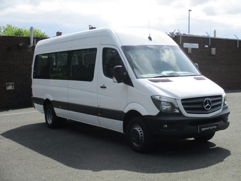 mercedes benz sprinter 513 bluetec traveliner bell truck and van. Black Bedroom Furniture Sets. Home Design Ideas