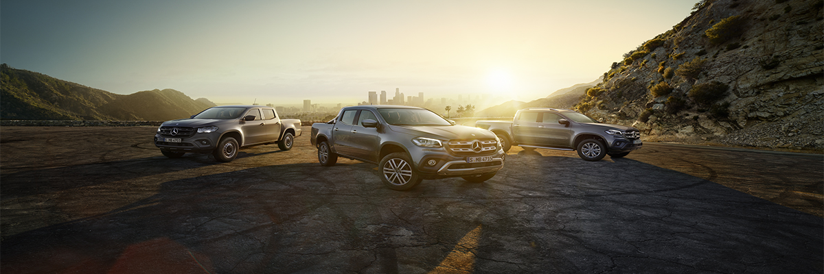 Get £1250 off your X-Class Accessories
