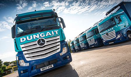 M Dungait & Sons sticks with tried and trusted Mercedes-Benz Actros