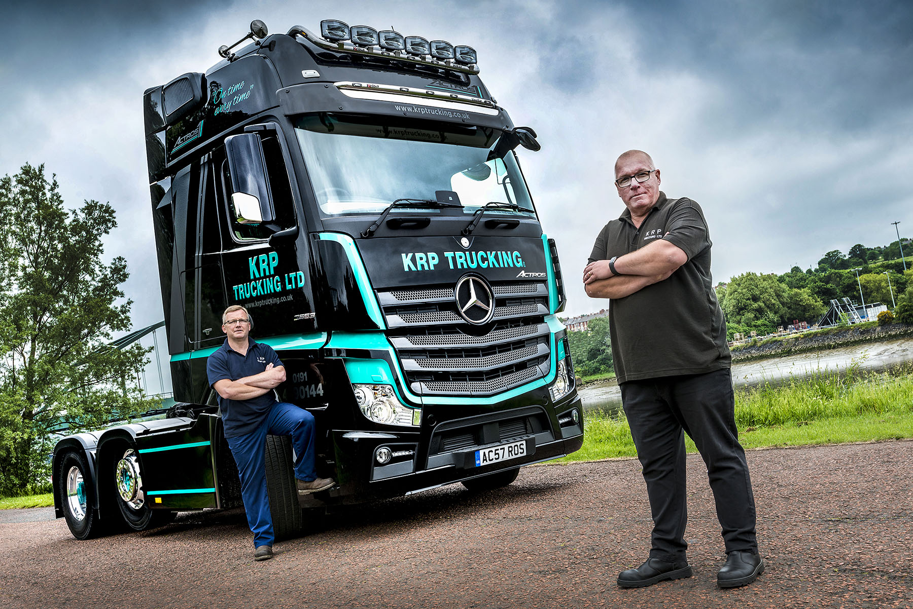 4964f0cc6b A competitive mpg performance from an Actros Fuel Challenger and an  inspirational  pitch  by a Mercedes-Benz Dealer under new ownership were  the key factors ...