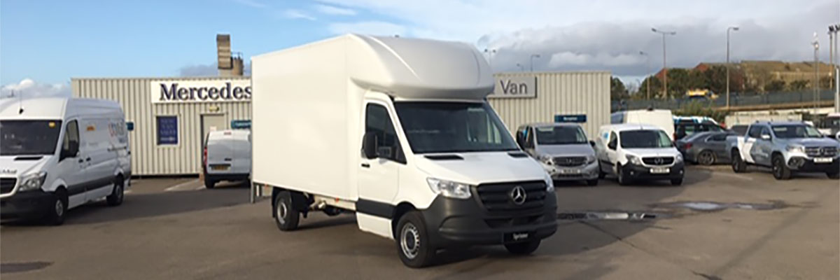 Brand New Sprinter 314CDI FWD MWB Luton - Just £26,500 + VAT + RFL