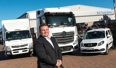 35234a9231 A new era dawns for Mercedes-Benz Dealer Bell Truck and Van