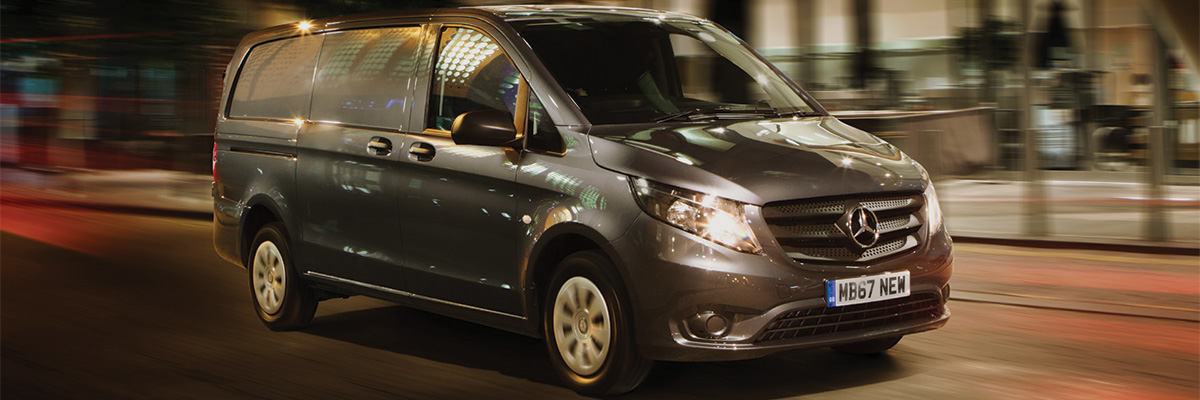 New Mercedes-Benz Vito Offer