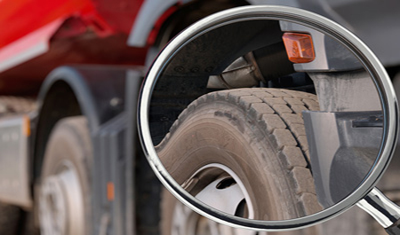 d23f5a2dd8 Government to consult on ban for 10-year-old truck tyres