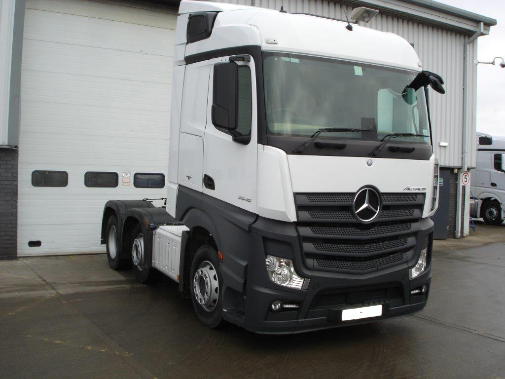 New and Used Mercedes-Benz Truck and Vans - Bell Truck and Van