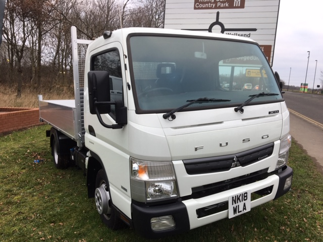 New and Used FUSO Canter - Bell Truck and Van