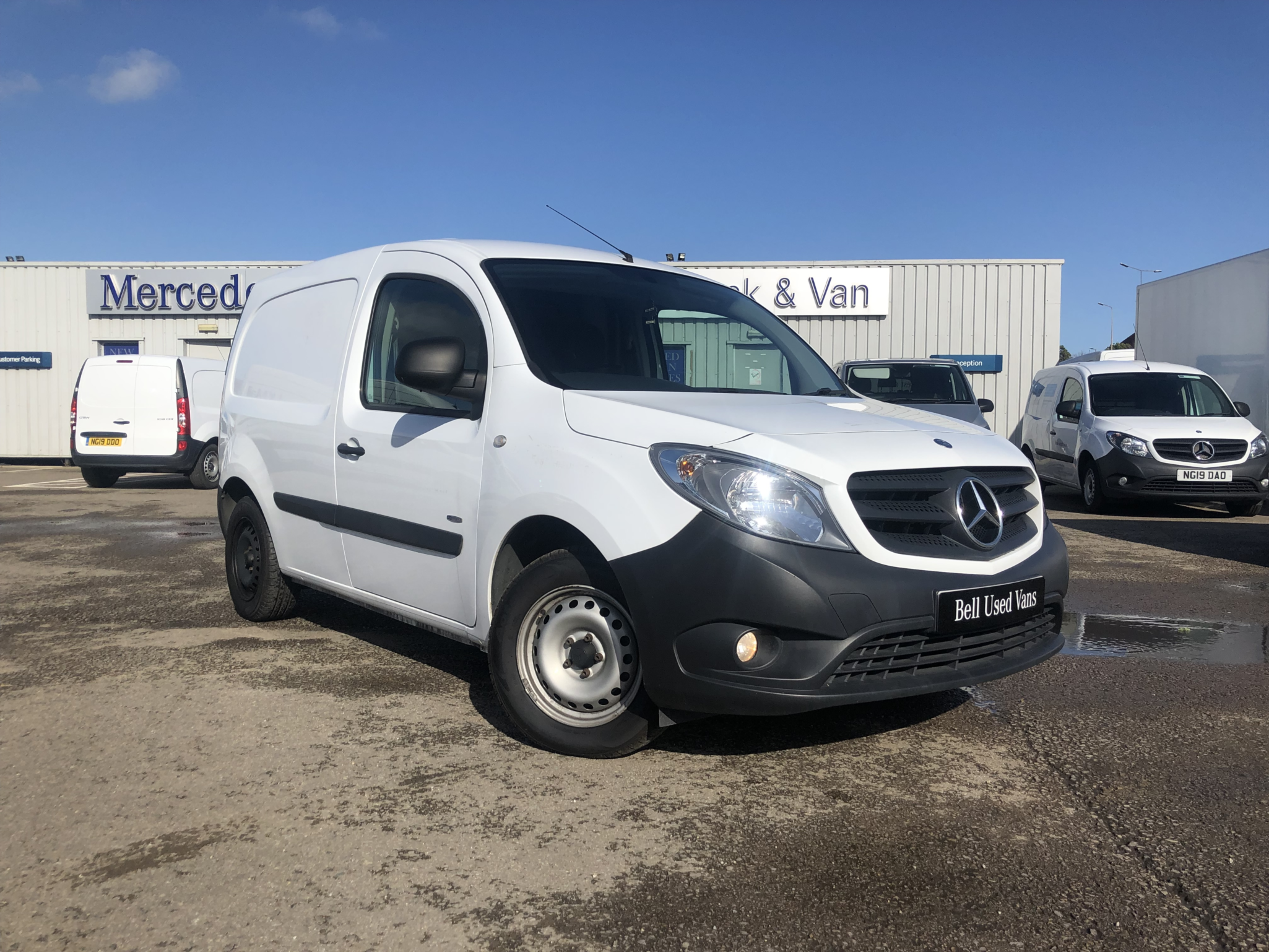 Mercedes-Benz Citan 109CDI Panel Van, Long