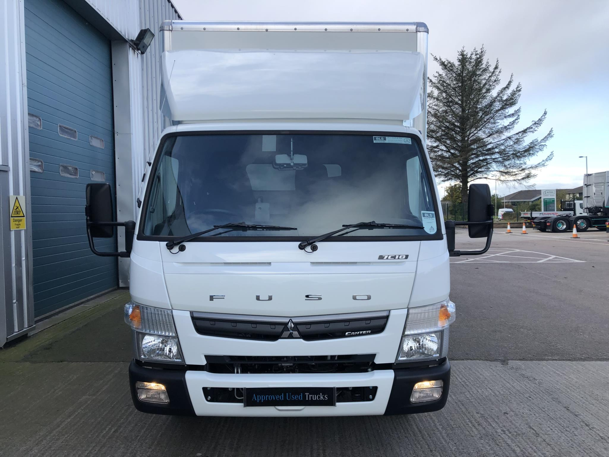 New And Used Fuso Canter Bell Truck And Van